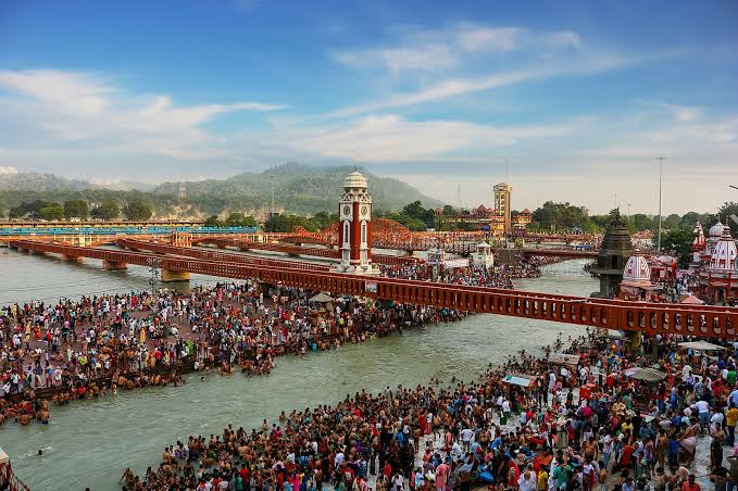 hotel booking in haridwar near har ki pauri